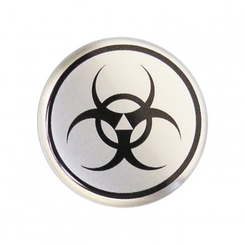 Center cap biohazard B&S