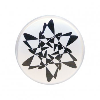 Center cap black star