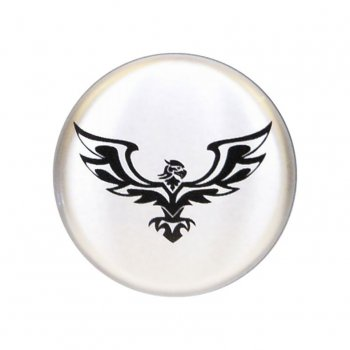 Center cap eagle